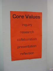 SLA's Core Values