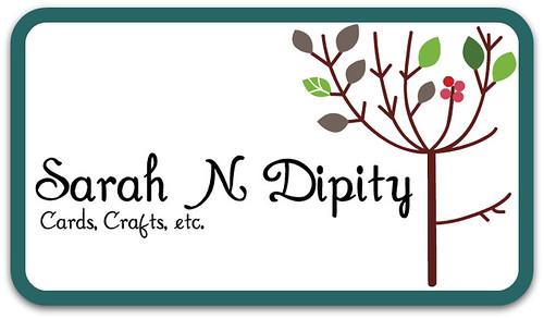 Sarah N Dipity no font
