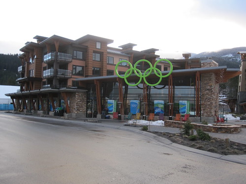Whistler Athlete's Village