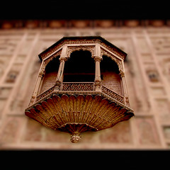 ROYAL BALCONY (DEVENDRA PAL(AWAY)) Tags: india architecture indian royal punjab pal soe rajasthan haveli devendra ludhiana mywinners abigfave
