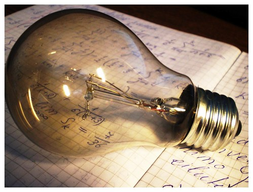 Idea Bulb by qisur, on Flickr