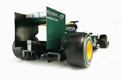 Kereta Lotus F1