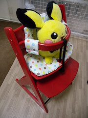 new Chair : ) (5thLuna) Tags: hobby pichu pokemon