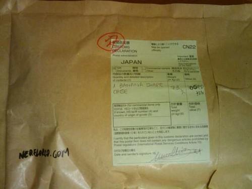 paquete funda platano