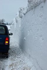 Putte in the snow (Peter Bromley) Tags: snow storm nikon d70 very nikond70 snowstorm deep nikkor blizzard sne bornholm bromley snestorm l701