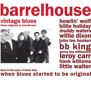 Barrelhouse - Vintage Blues (CD)