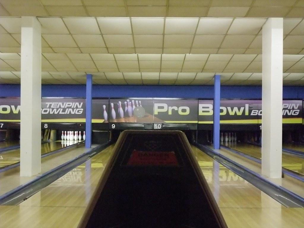 Clan Bowling in Kirkintilloch