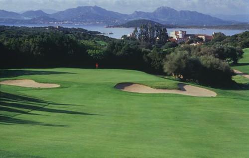 Pevero Golf Club, Porto Cervo, Olbia-Tempio, Sardinia, Italy