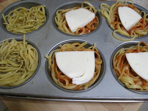 Spaghetti Pizza- 2