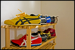 tigres (nismoskyz) Tags: mexico ultimate collection tigers onitsuka asics