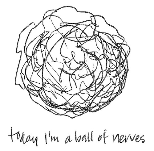 ball of nerves