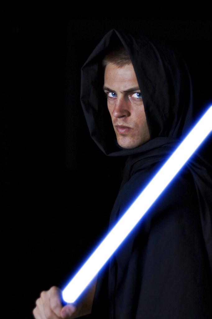 Day 52 - Jedi Lightsaber Video Tutorial