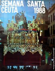 CARTEL SEMANA SANTA 1988