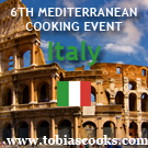 6th mediterranean cooking event - Italy - tobias cooks! - 10.03.2010-10.04.2010
