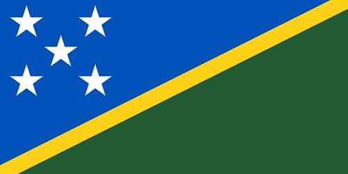 Solomon Islands / Ilhas Salomão