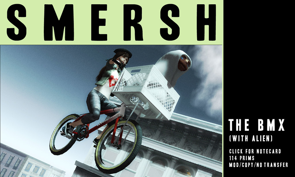 SMERSH the BMX