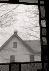 kitchen window (andre dos santos) Tags: county street leica blackandwhite newyork tlr film rollei rolleiflex zeiss square lens 50mm reflex twin rangefinder retro m iso 80s squareformat summit 135 80 nyack f28 planar twinlensreflex rockland f35 zm mxevs 35mmformat 135format rolleiretro80s rolleiretro80