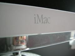 Apple iMac (broadcastmarc) Tags: apple glass nikon g4 imac close speaker coolpix p5000