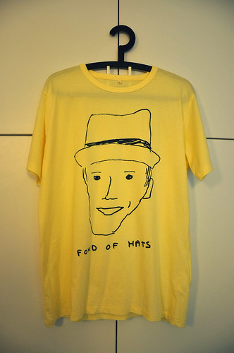 "Brand New JASON MRAZ Concert T-Shirt for sale! ""Fond of Hats"" - SGClub ..."