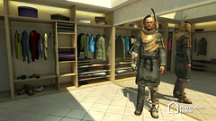 PlayStation Home -  InFAMOUS costume