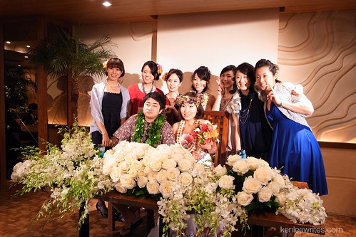 Japanese Wedding  016
