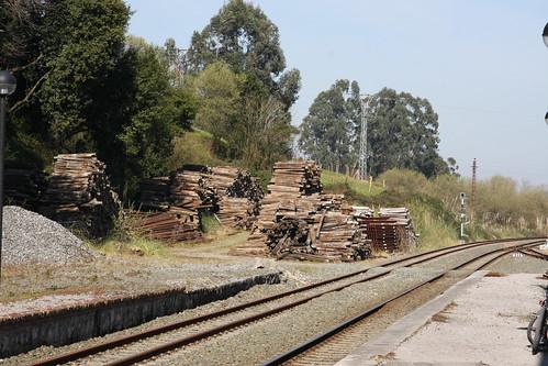 Railroad ties