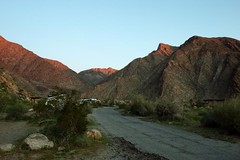 Anza-Borrego Desert State Park, Palm Canyon Campground (darthjenni) Tags: california park trip morning travel vacation nature rock stone sunrise landscape outdoors desert riverside state sandiego hike trail borrego geology formations anza geological borregosprings anzaborregodesertstatepark