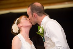 Two really really good friends married (Porirua, New Zealand)