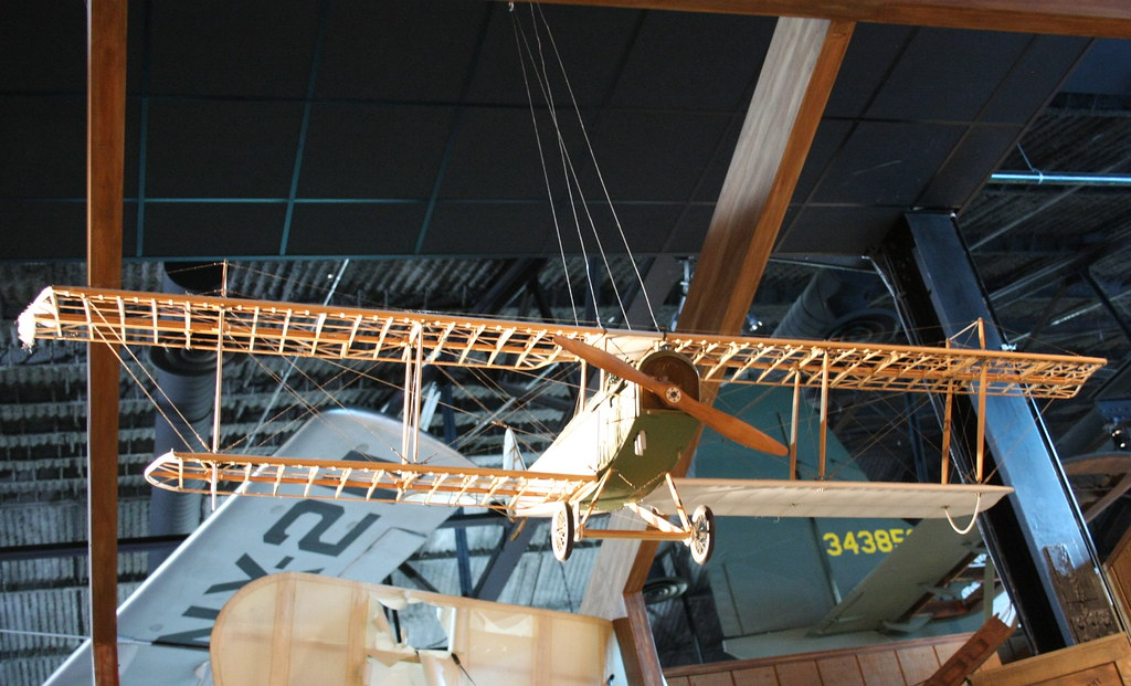 "Curtiss JN-4 ""Jenny""  Model"