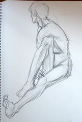 lifedrawing 2010/3/21 d