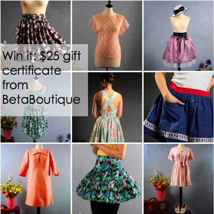 BetaBoutique Giveaway