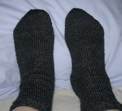 My second set of socks