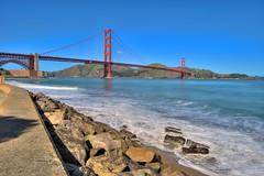 Golden Gate Bridge (Enrico P.) Tags: hdr communicationmatters 5photosaday