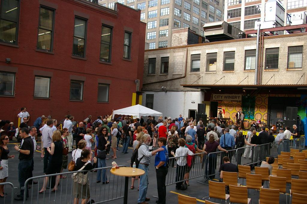 John Hammond - Hudson Square 6/26/09
