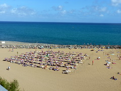 Gran Canaria - Veril Playa / Veril Beach