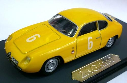 Alfa Romeo Giulietta SVZ 1958,