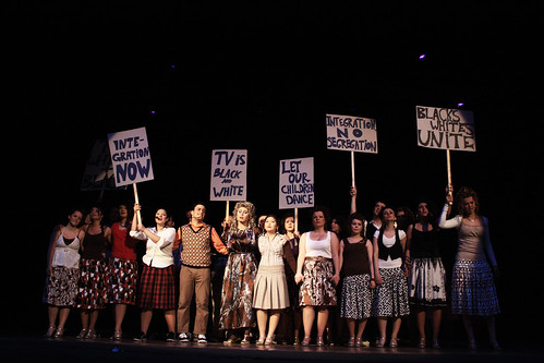 Anonymous Place · Minii Aradio · Hairspray Musical Cast