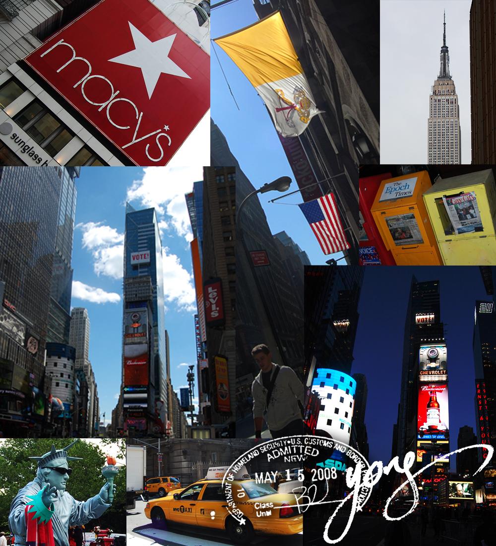yong@NYC