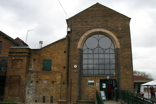 Markfield Pumping Station - Exterior 1