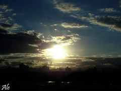 Quarta Sunset (Ale.Almeida.Photos) Tags: floripa sunset sc florianpolis prdosol beiramar quartasunset