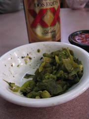 Green Chile (Hildretha of Nidhil) Tags: usa newmexico santafe greenchile pantryrestaurant
