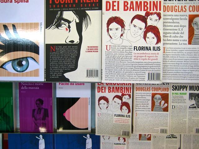 Salone del libro di Torino 2011, Isbn