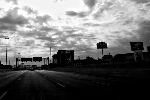 Texas Highways by Mark Bonica