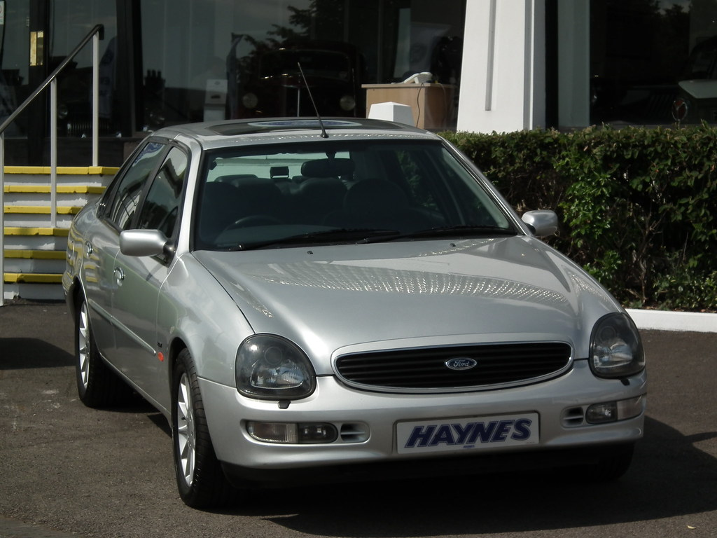 Why Theory Trader Dreamer Ford Scorpio