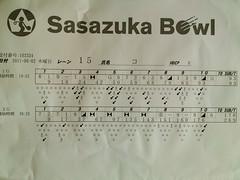 Sasazuka Bowl