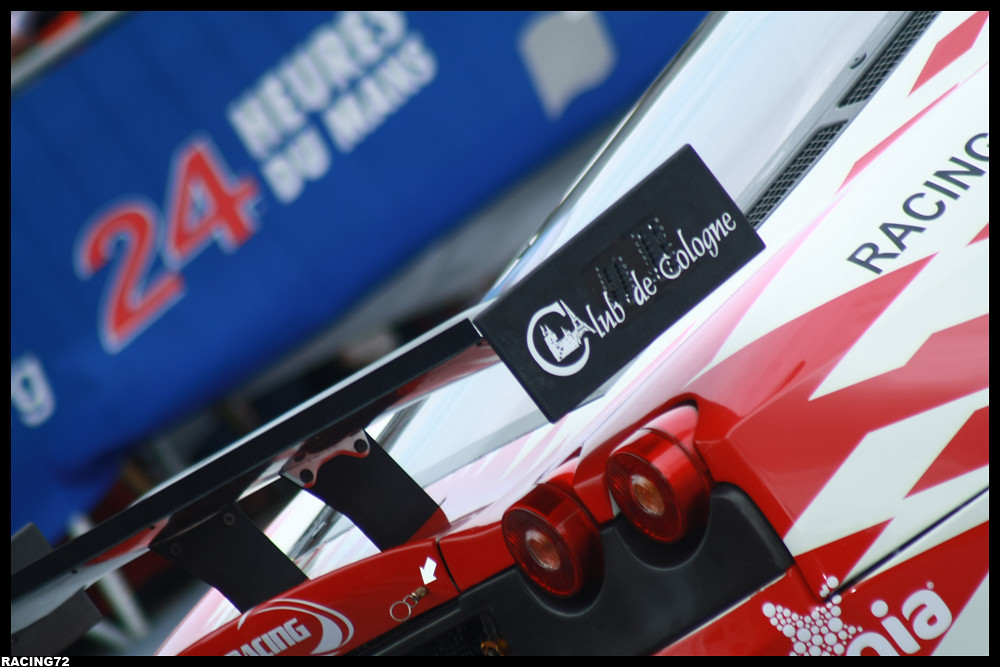24 HOURS OF LE MANS 2011  (REAL ) , Pictures... 5805347133_575639e9a6_b