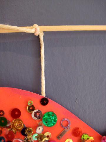 make a fish tank craft