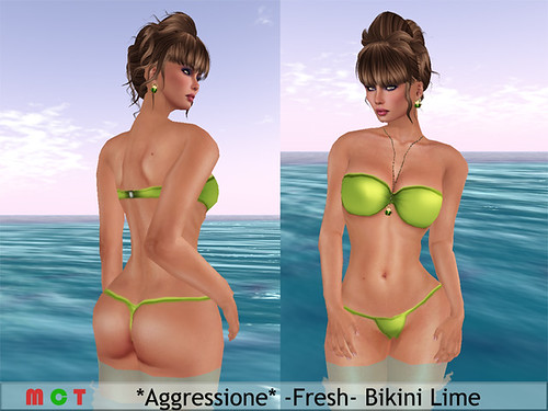 fresh bikini lime vendor