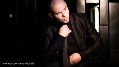 Pitbull on Walmart Soundcheck by Lunchbox LP, on Flickr