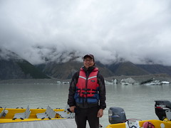Lake Tasman (knsalim) Tags: newzealand mountcook 30september2009